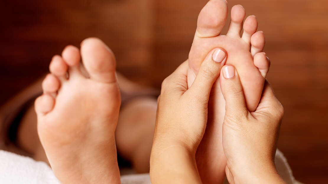 foot massage spokane and reflexology spokane