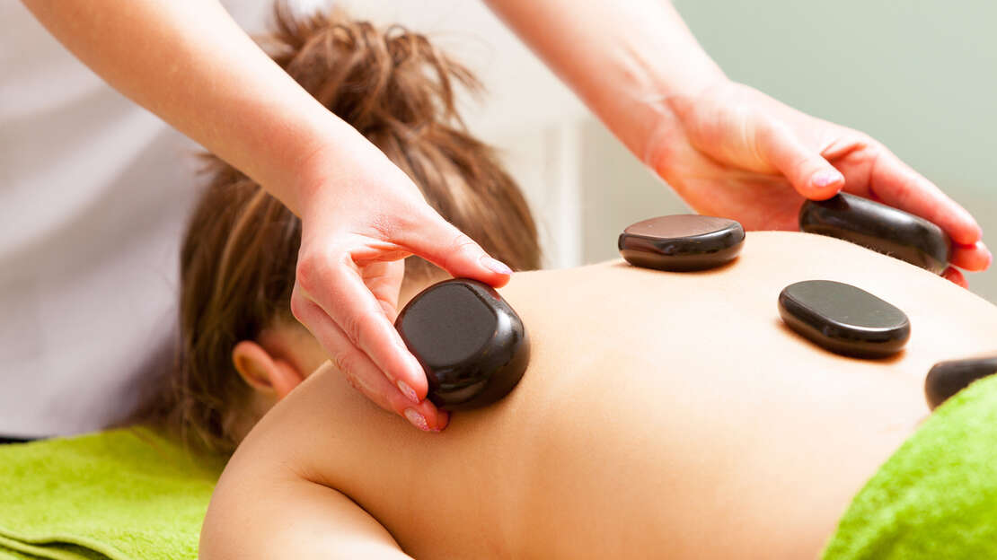 hot stone massage spokane