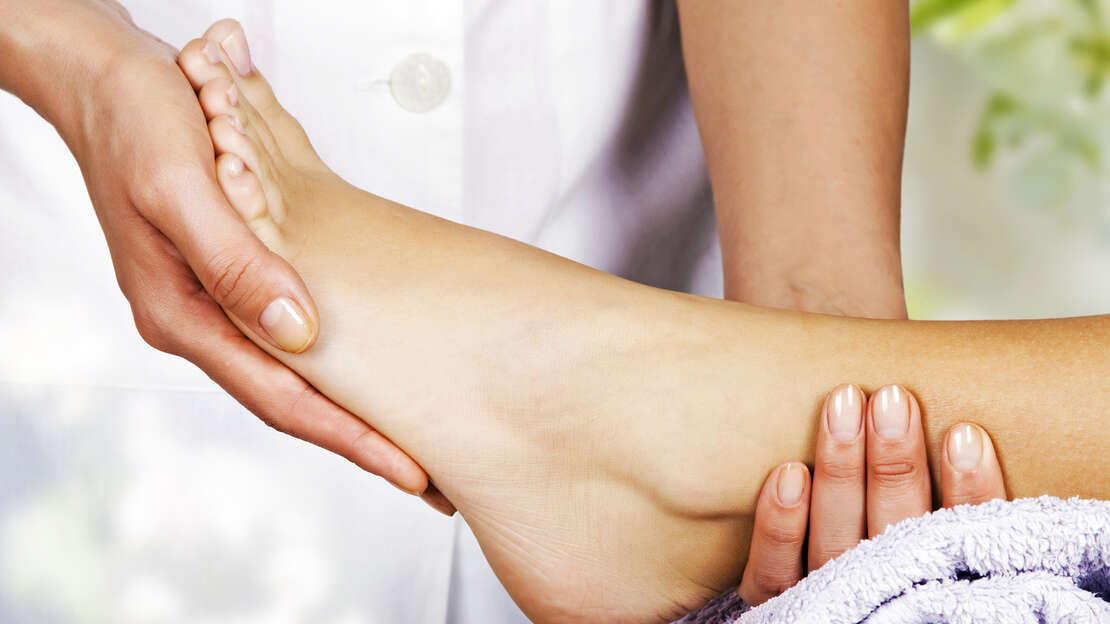 spokane and reflexology or foot massage